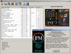 JPeMu 2.5.1 Game Manager