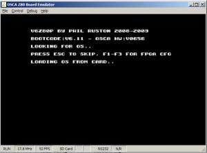 V6Z80P OSCA Bootstrap