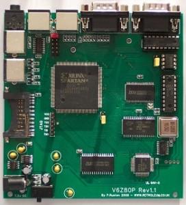 V6Z80B PCB